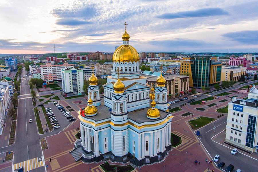 2022-06, Туры в Саранск из Тольятти в июне, 2 дня